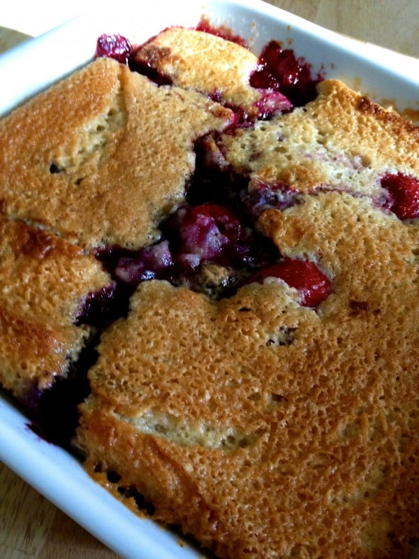 Easy Fruit Cobbler Tasty Ever After Quick And Easy Whole Food Recipes