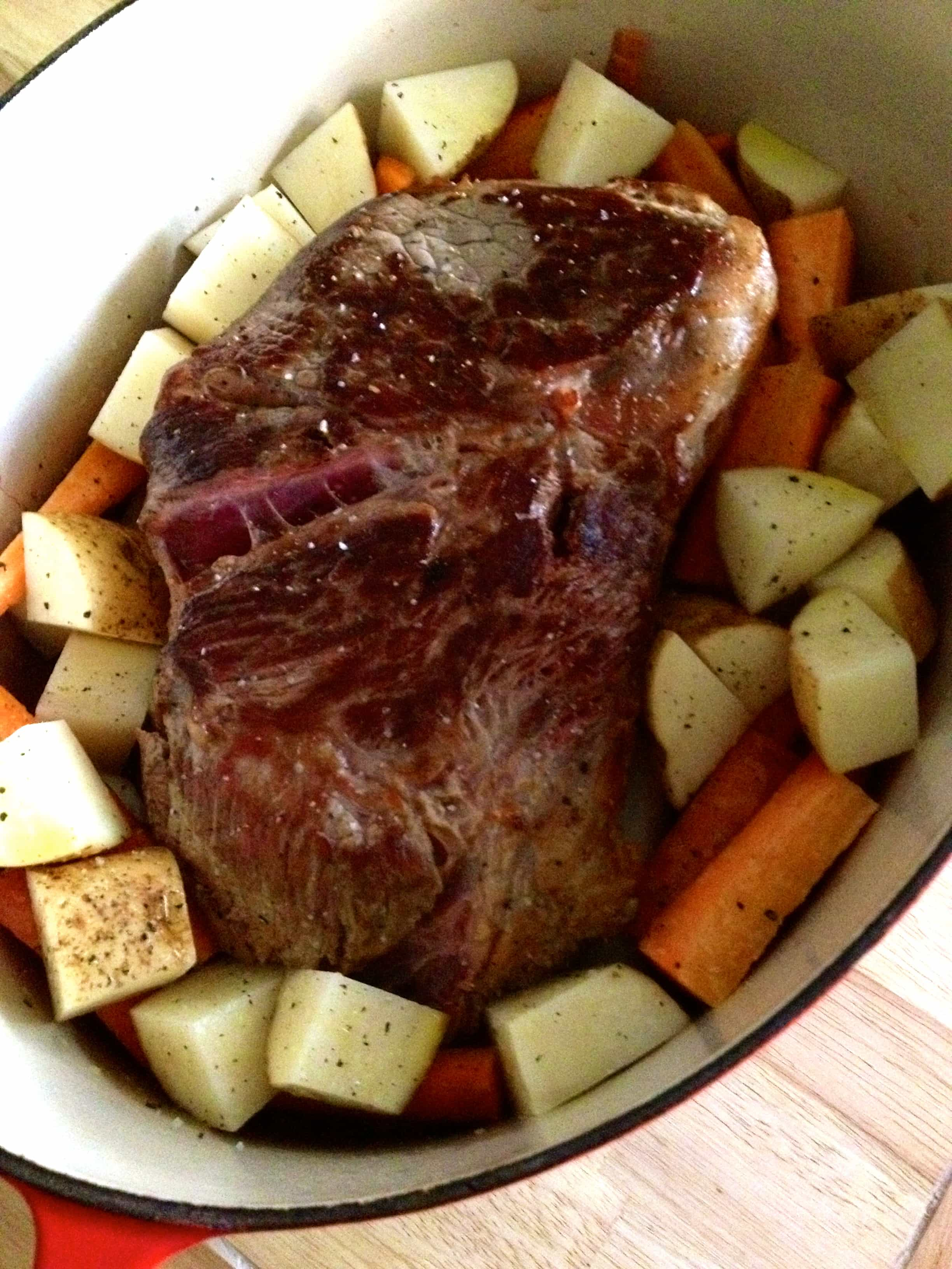 The Easiest And Best Pot Roast Ever -