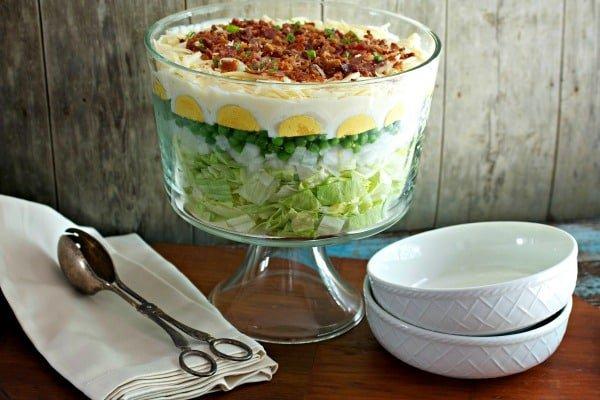 7 Layer Salad