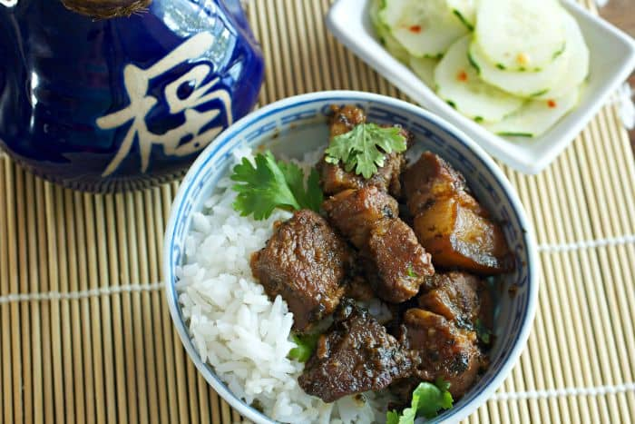 Hope you try this recipe for Thai Braised Pork Belly and don't ...