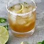 Preserved Lemon Spicy Margarita