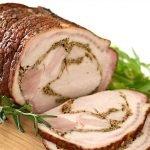 Smoked Porchetta Pork Loin