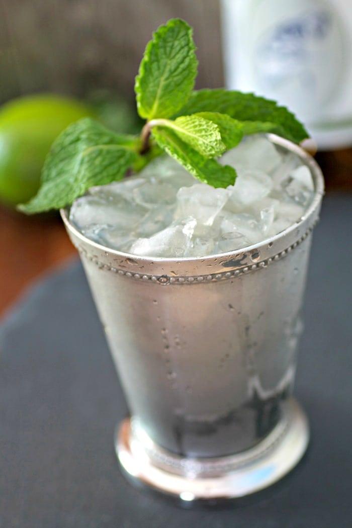 Trippy Gin Julep