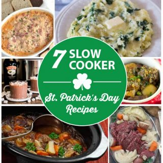 7 Slow Cooker St Patrick's Day Recipes