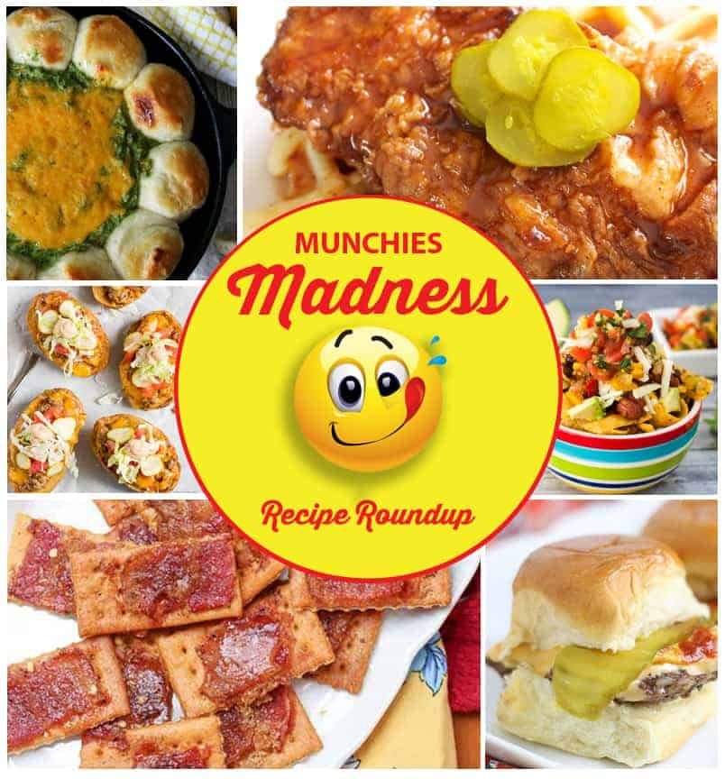 Munchies Madness Recipe Roundup