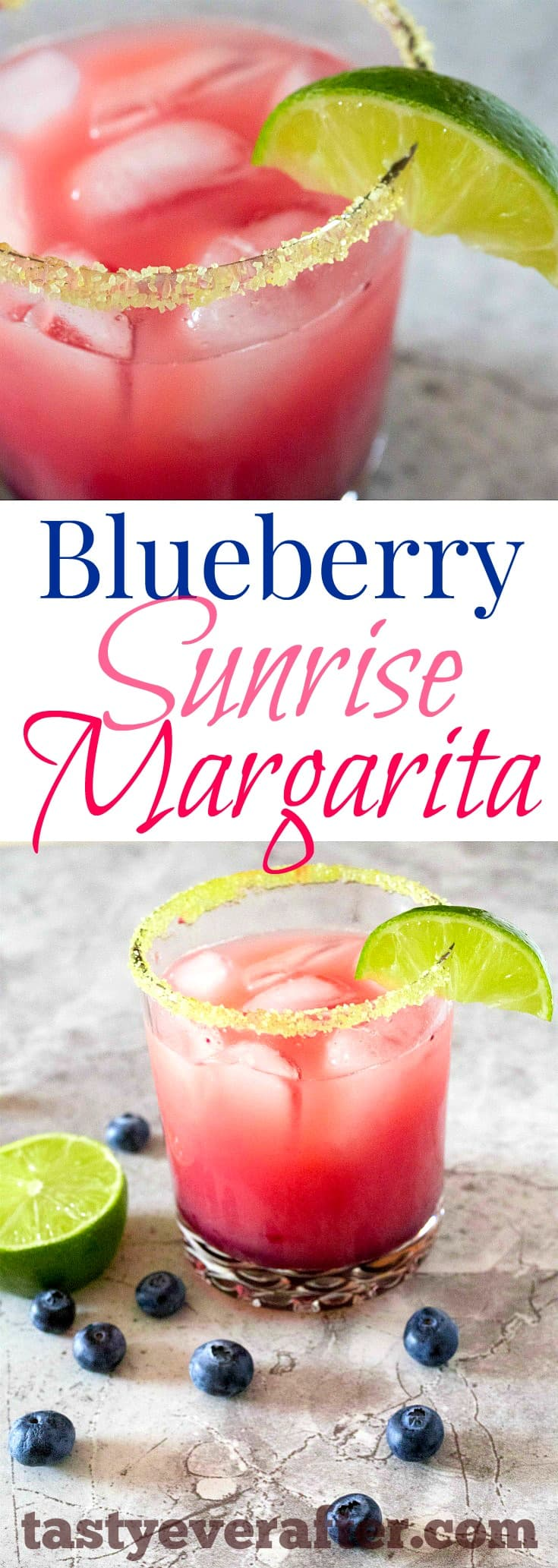 Blueberry Sunrise Margarita Recipe