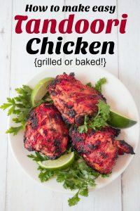 Tandoori chicken pinterest PIN
