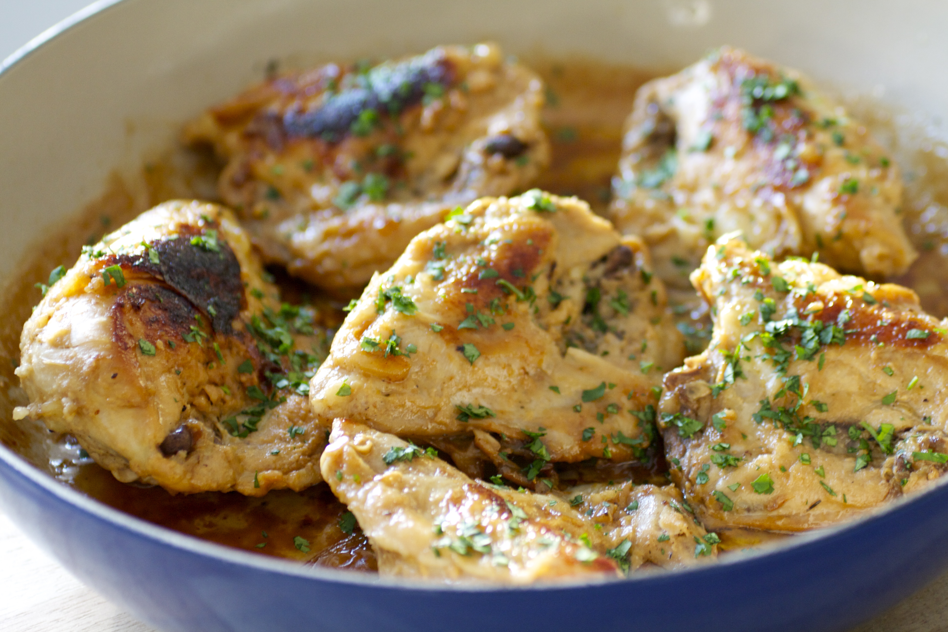 Lemon butter chicken tasty ever after quick and easy whole food lemon butter chicken forumfinder Gallery
