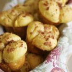 Sweet Potato Rolls With Bacon Sugar Butter