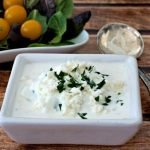 Creamy Feta Dressing Recipe
