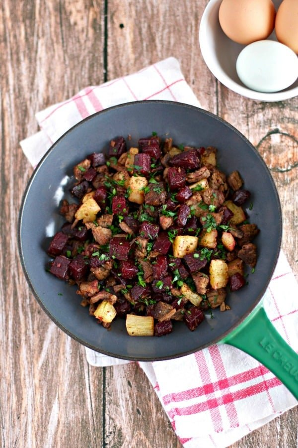 Paleo Red Flannel Hash Tasty Ever After Quick And Easy Whole Food Recipes