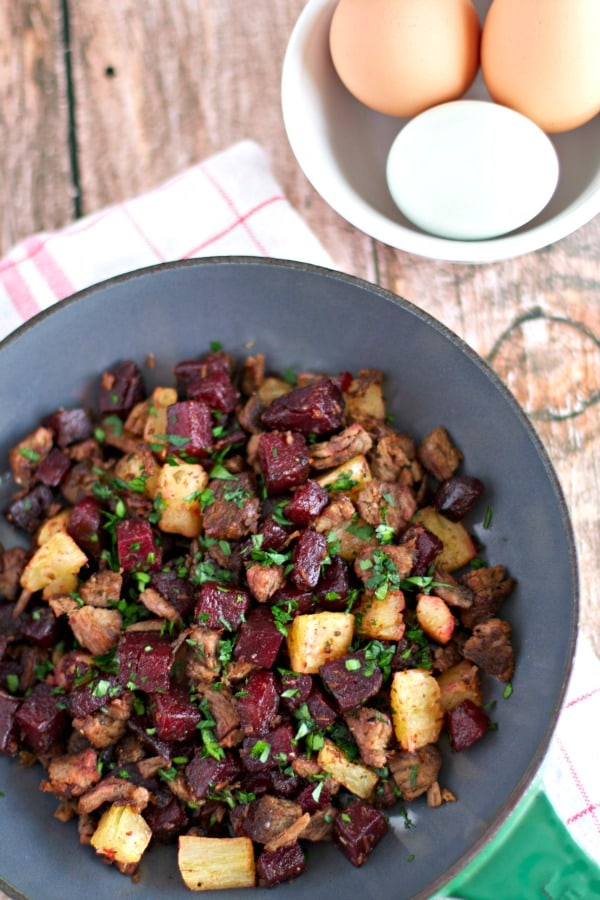 Paleo Red Flannel Hash