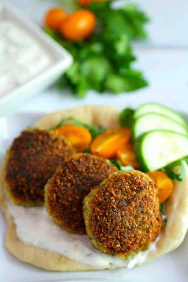 Easy Falafel Recipe