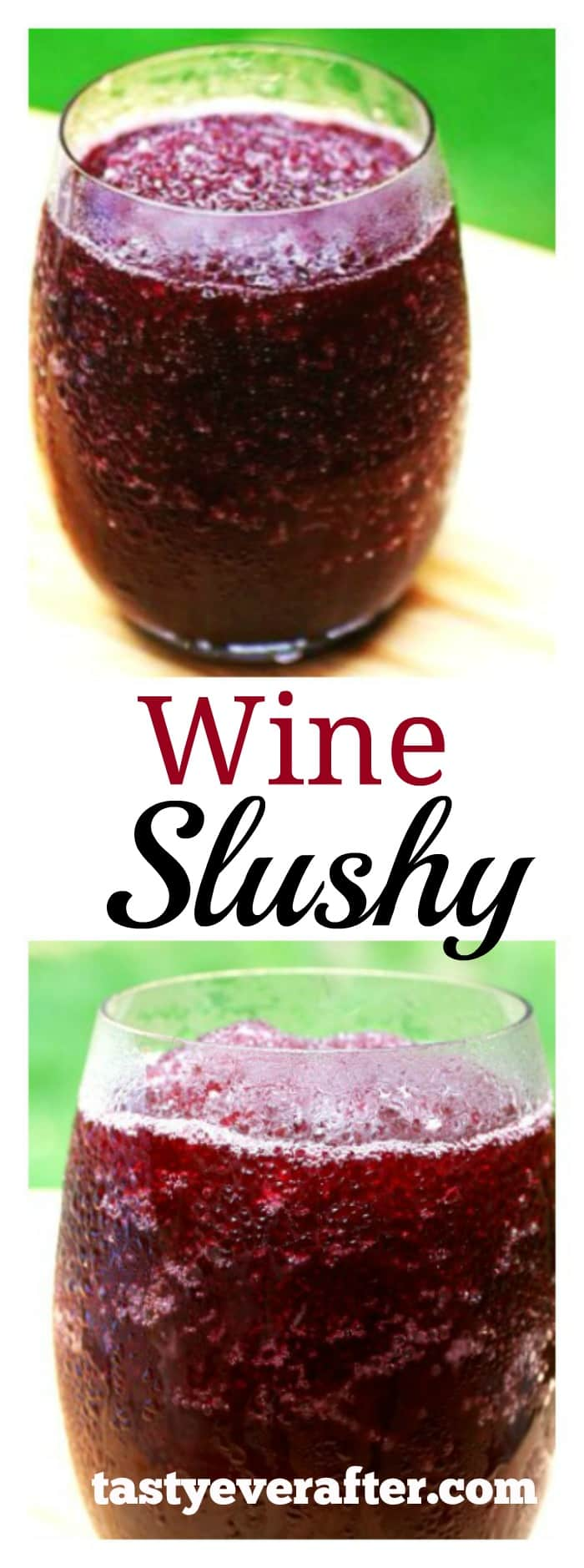 wineslushypinterest - Wine Slushy