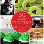 30 Heavenly Christmas Sweets and Treats Recipes