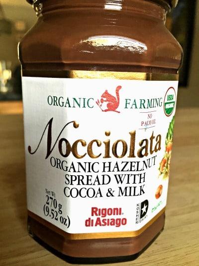 Chocolate Hazelnut Rice Dream