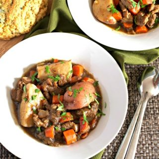 Irish Stout Lamb Stew