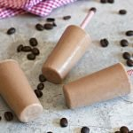 Nutella Espresso Rum Popsicles