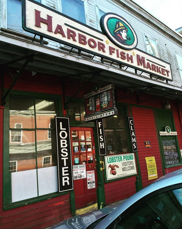 Harbor Fish Market in Things to do in Portland Maine