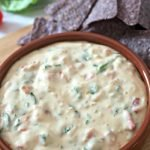 Easy Spicy Espinaca Dip