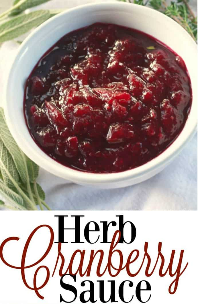 Homemade Cranberry sauce pinterest PIN