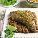 SalsaVerdeTurkeyandBeansMain 150x150 - Roasted Mexican Broccoli Recipe (Keto Friendly and Gluten-Free)