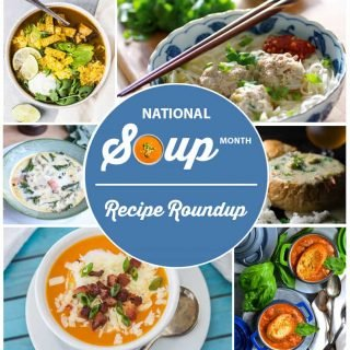 20 Recipes for National Soup Month