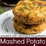 Mashed Potato Pancakes Pinterest PIN