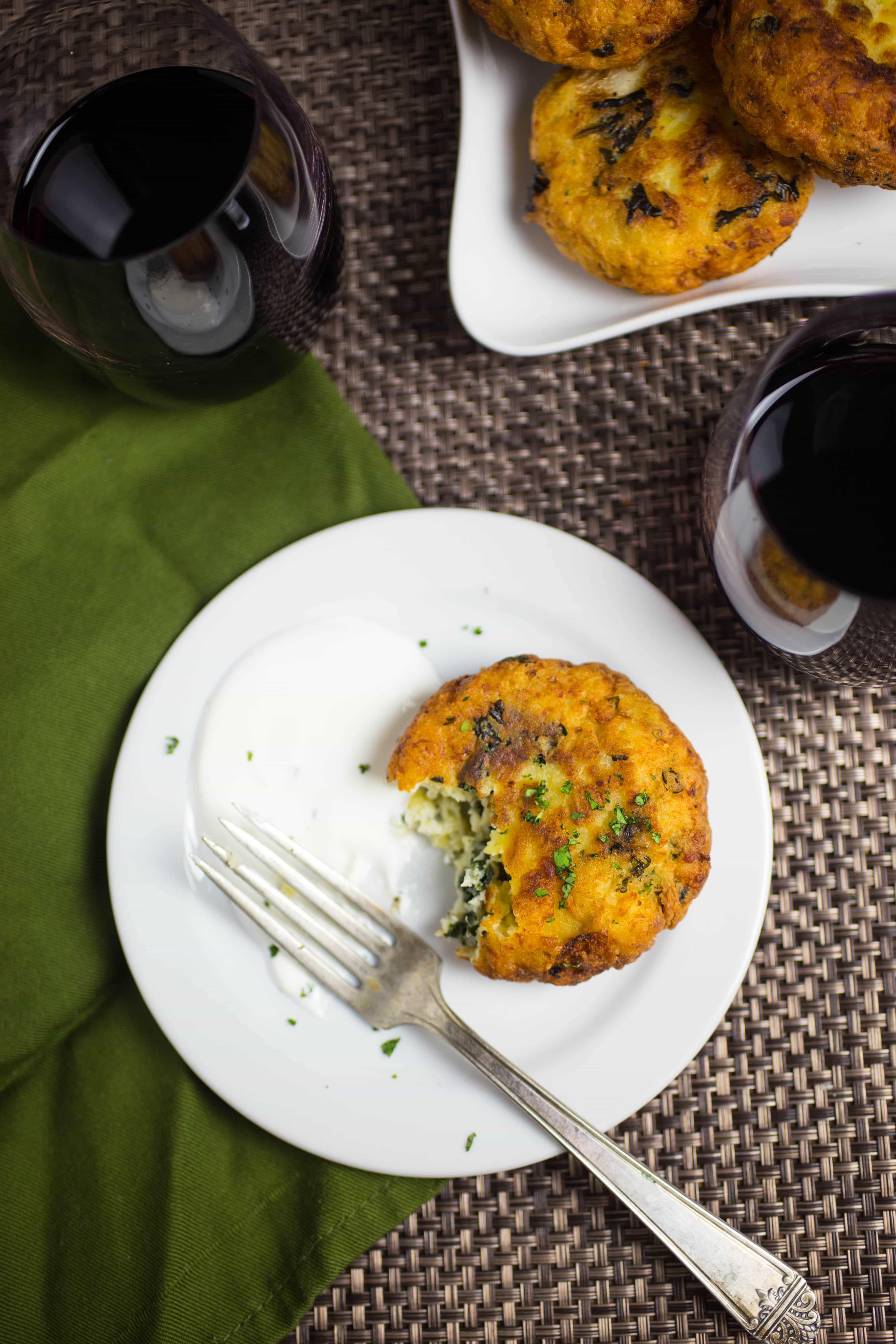 MashedPotatoPancakes 6 - Leftover Mashed Potato Pancakes Recipe