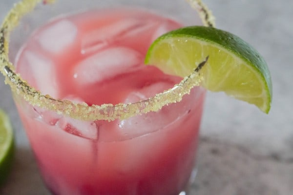 Blueberry Sunrise Margarita Recipe