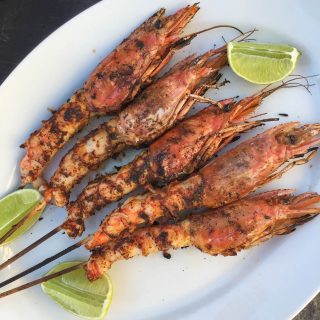 Spicy Grilled Shrimp Recipe