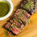 untitled 5 1 e1496886705683 1 150x150 - Easy Herb Crusted Steak + Chimichurri