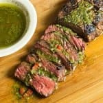 untitled 5 1 e1496886705683 2 150x150 - Easy Herb Crusted Steak + Chimichurri