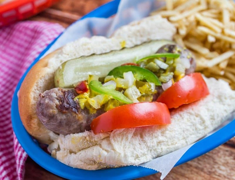 Chicago style brats recipe tasty ever after quick and easy chicago style brats recipe tasty ever after quick and easy recipes food blog forumfinder Choice Image