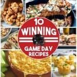 10 Winning Game Day Recipes
