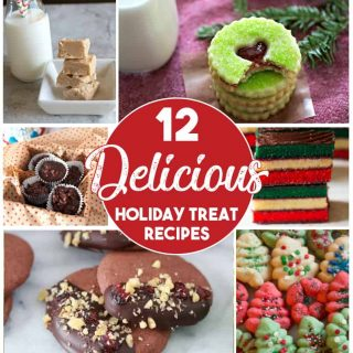 12 Delicious Holiday Treat Recipes