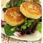 Easy Risotto cakes pinterest PIN